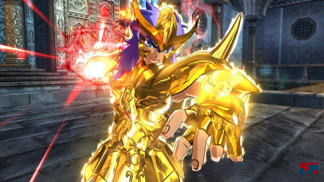 Screenshot - Saint Seiya: Soldiers' Soul (PC) 92505187