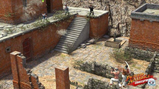 Screenshot - Jagged Alliance: Crossfire (PC)