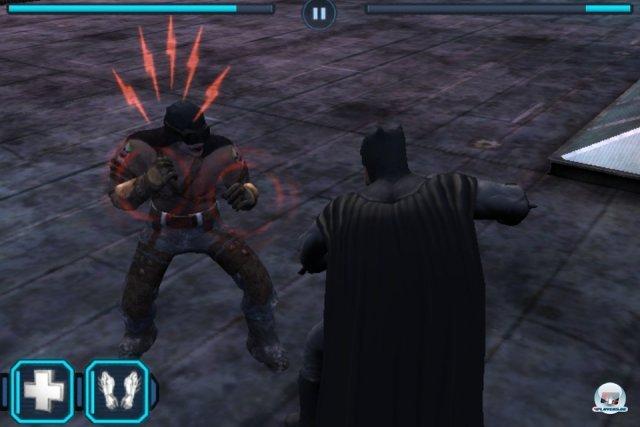 Screenshot - Batman: Arkham City Lockdown (iPhone) 2298477