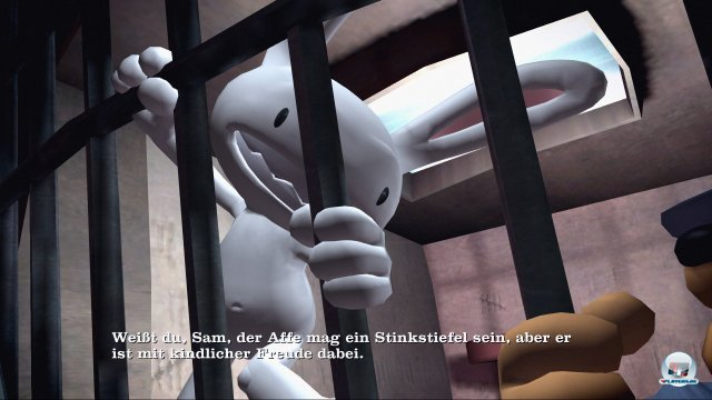 Screenshot - Sam & Max: Im Theater des Teufels (PC) 2269462