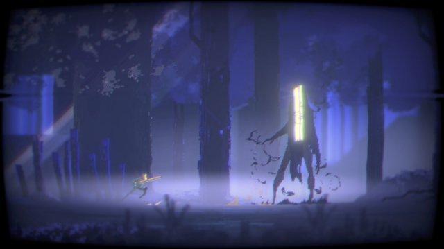 Screenshot - Narita Boy (PC) 92633942