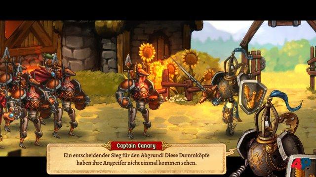 SteamWorld Quest wurde mit allen Stärken und Schwächen ordentlich auf den PC gebracht - auch wenn es hier oder da noch an Feinabstimmung mangelt.