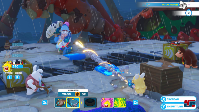 Screenshot - Mario   Rabbids Kingdom Battle (Switch) 92567302