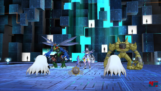 Screenshot - Digimon Story: Cyber Sleuth - Hacker's Memory (PS4) 92542686