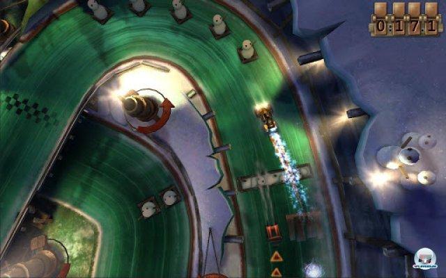 Screenshot - Slingshot Racing (Android)