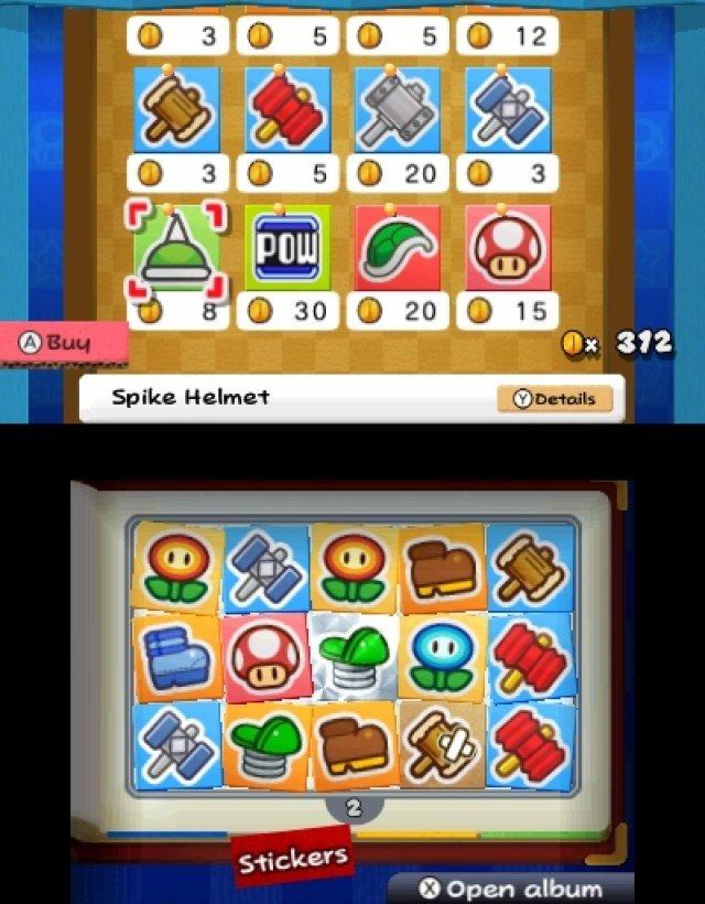 Screenshot - Paper Mario: Sticker Star (3DS) 92410502