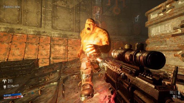 Screenshot - Necromunda: Hired Gun (PC) 92643297