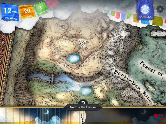 Screenshot - Sorcery! - Teil 3 (iPad) 92503555