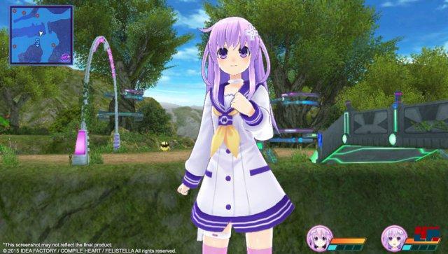 Screenshot - Hyperdimension Neptunia Re;Birth 3: V Century (PS_Vita) 92499334