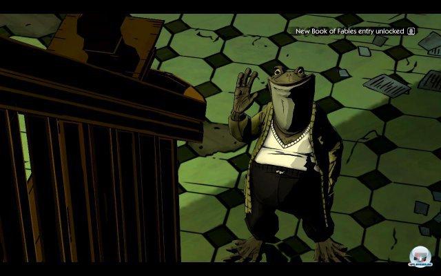 Screenshot - The Wolf Among Us - Episode 1: Faith (360) 92470615