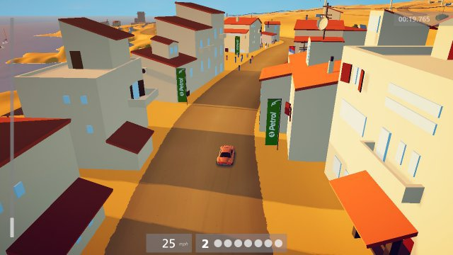 Screenshot - art of rally (Switch)