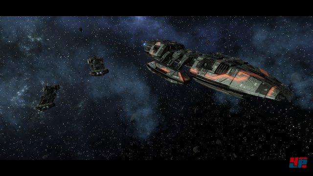 Screenshot - Battlestar Galactica Deadlock (PC) 92565078