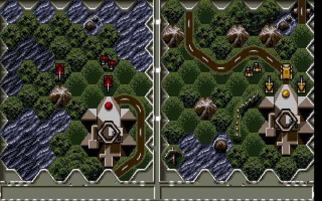 Strategie <br><br>      Frank Herberts Dune-Universum ist nicht nur die Grundlage für das erste Echtzeitstrategiespiel überhaupt (Dune 2 von Westwood), sondern auch für eine spannende Mischung aus Adventure, Strategie und Erkundung (Dune von Cryo). Daneben erfordern Klassiker wie X-Com, Battle Isle, Homeworld und Starcraft im Kampf gegen außerirdische Aggressoren ebenfalls strategische Planungsfähigkeiten, während bei Sid Meiers Alpha Centauri mehr der Aufbau einer neuen Zivilisation im Mittelpunkt steht. Für Endzeitstimmung ist dagegen bei Burntime gesorgt, während Bullfrogs Syndicate in einer düsteren Zukunft augmentierte Agenten auf die Jagd schickt. Eine etwas andere Erfahrung findet man auf dem GameCube: In Pikmin greift man einem gestrandeten Astronauten unter die Arme, der nur mit Hilfe der kleinen Pflanzenwesen den Planeten wieder verlassen kann.   Ja, im Strategiesektor ist Science-Fiction ganz groß im Rennen. Apropos... 2313052