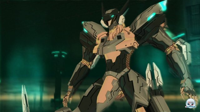 Screenshot - Zone of the Enders: HD Collection (PlayStation3) 2375202