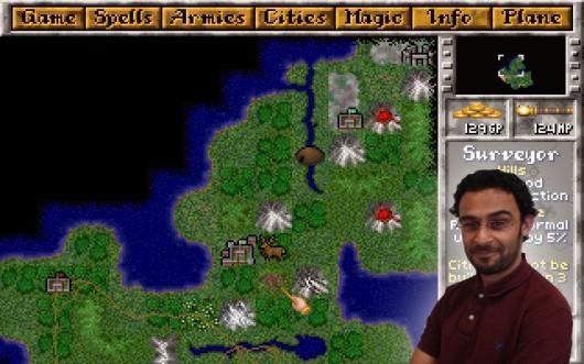 Master of Magic borgte sich die süchtig machende Metakomponente aus Civilization aus. Das berüchtigte »Nur noch diese eine Runde«-Phänomen schlug allzu oft zu, wenn man wieder kurz davor war, eine Stadt aufzurüsten oder eine neue Technologie bzw. einen neuen Zauberspruch erforscht zu haben. Während es in Sid Meiers Klassiker aber schon mal vorkommen konnte, dass drei Panzerverbände von einer gegnerischen Siedlereinheit aufgeraucht werden, glänzte MoM mit einem rundenbasierten Kampfsystem, in dem man seine Truppen auf einem kleinen Feld in die Schlacht führte. Dadurch hatte man selbst die Kontrolle über den Ausgang des Kampfes, das Ergebnis war nachvollziehbar. 1710264