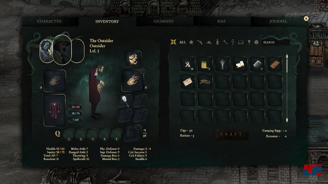Screenshot - Stygian: Reign of the Old Ones (PC) 92570366
