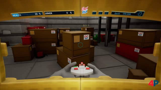 Screenshot - Chex Quest HD (PC) 92613556