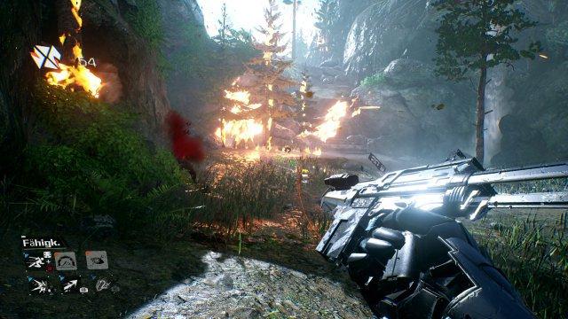 Screenshot - Bright Memory (XboxSeriesX) 92630094