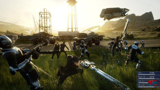 Screenshot - Final Fantasy 15 (PlayStation4) 92490562