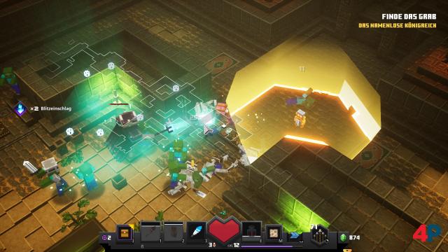 Screenshot - Minecraft Dungeons (PC) 92614179