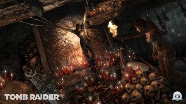 Screenshot - Tomb Raider (360) 2229223