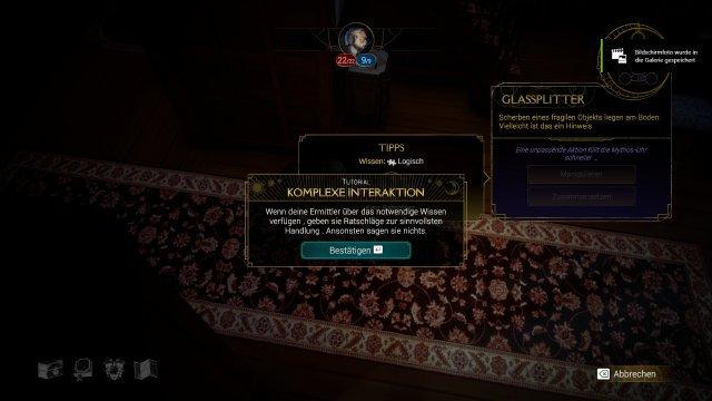 Screenshot - Arkham Horror: Mother's Embrace (PC) 92637830