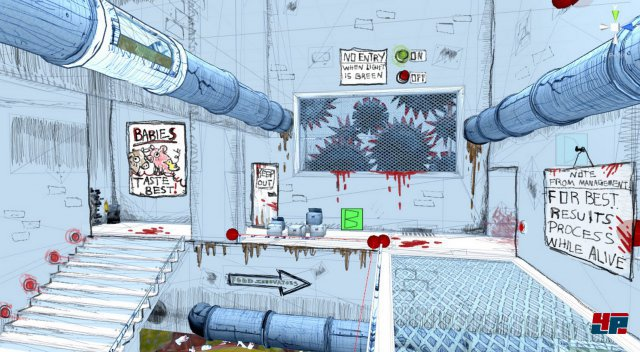 Screenshot - Drawn to Death (PlayStation4) 92501841