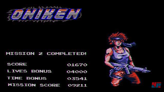 Screenshot - Oniken (Switch) 92580789