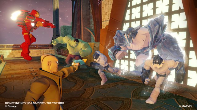 Screenshot - Disney Infinity 2.0: Marvel Super Heroes (360) 92484564