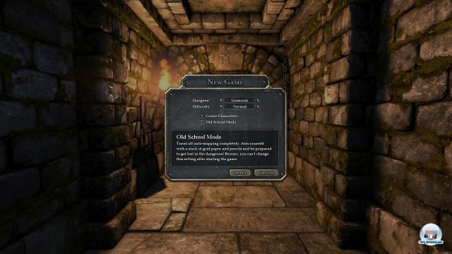 Screenshot - Legend of Grimrock (PC)