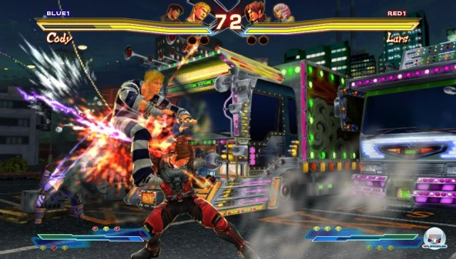 Screenshot - Street Fighter X Tekken (PS_Vita) 2357737