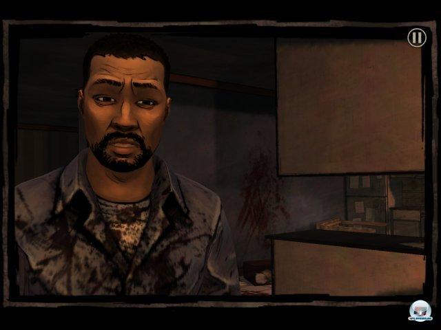 Screenshot - The Walking Dead (iPad) 2379152