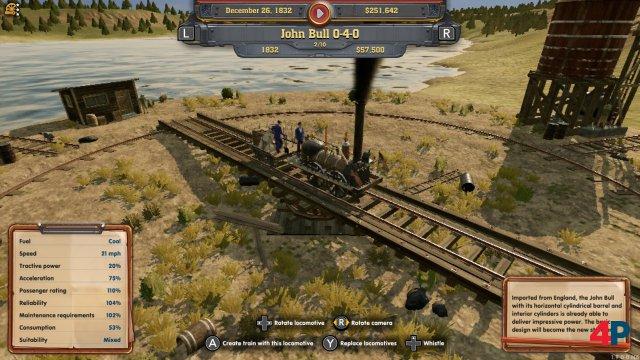 Screenshot - Railway Empire (Switch)
