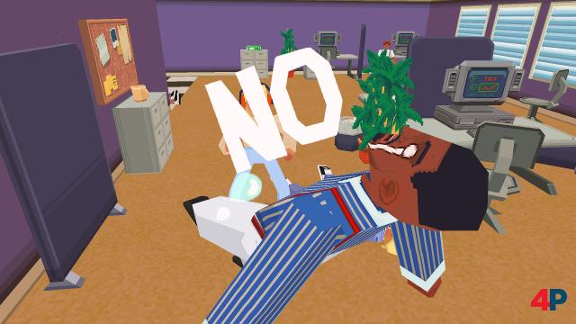 Screenshot - Say No! More (PC)