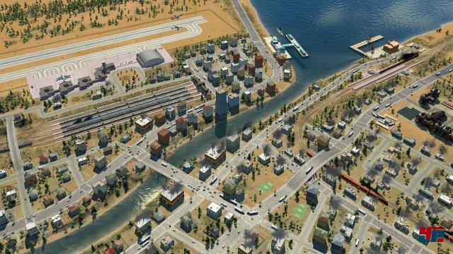 Die Bewohner der Städte und Siedlungen haben Bedürfnisse, die man tunlichst mit Infrastruktur und entsprechenden Transport-Routen befriedigen sollte.