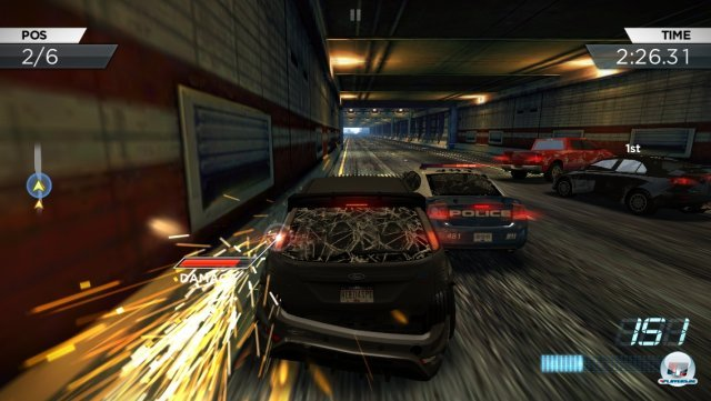 Screenshot - Need for Speed: Most Wanted (iPhone) 92418197