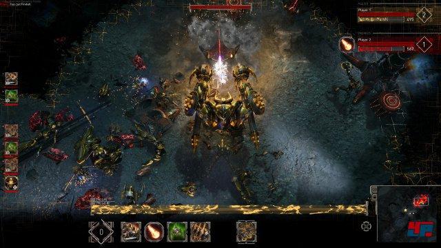 Screenshot - Golem Gates (PC)
