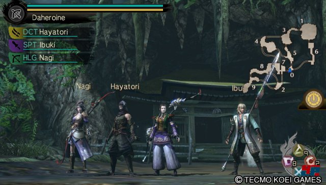 Screenshot - Toukiden: The Age of Demons (PS_Vita)