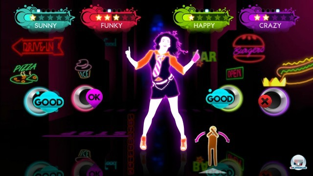 Screenshot - Just Dance 3 (Wii)