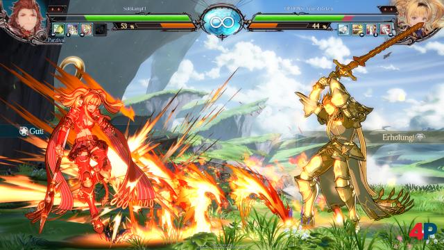 Screenshot - Granblue Fantasy: Versus (PS4) 92610212