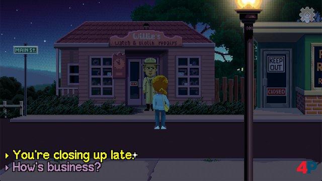Screenshot - Delores: A Thimbleweed Park Mini-Adventure (PC)