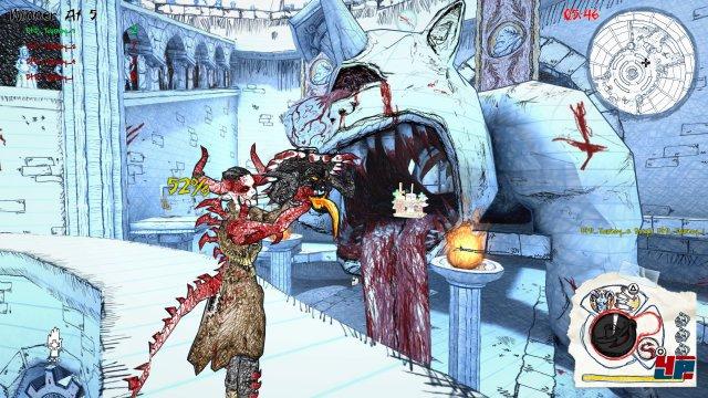 Screenshot - Drawn to Death (PS4) 92544162