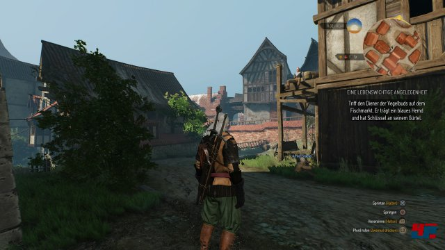 Screenshot - The Witcher 3: Wild Hunt (PlayStation4) 92504485