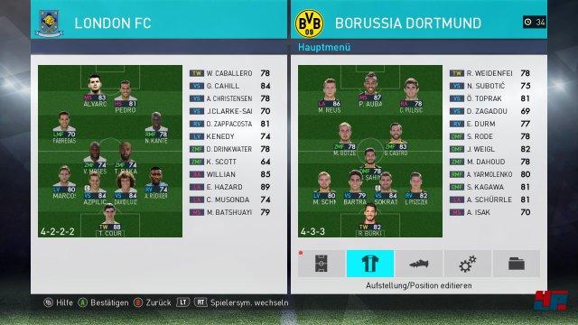 Screenshot - Pro Evolution Soccer 2018 (PC) 92552715