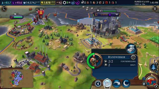 Screenshot - Civilization 6 (Switch) 92578264