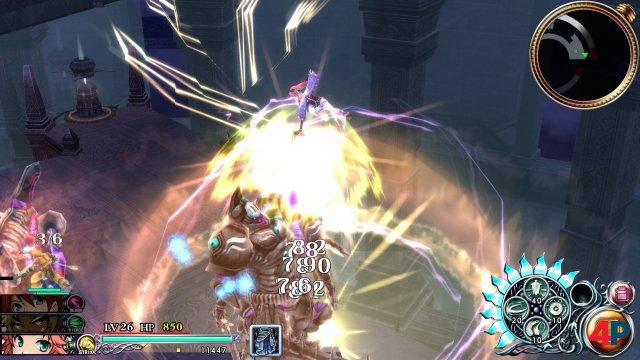Screenshot - Ys: Memories of Celceta (PS4)