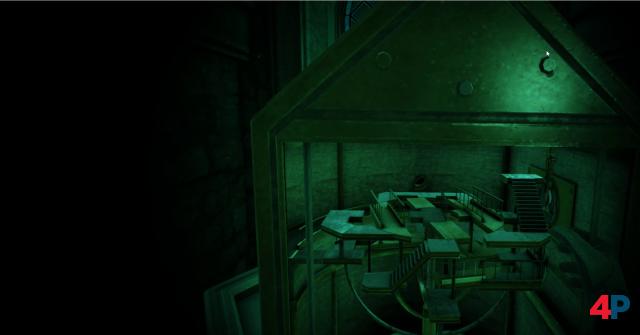Screenshot - The Room VR: A Dark Matter (HTCVive)