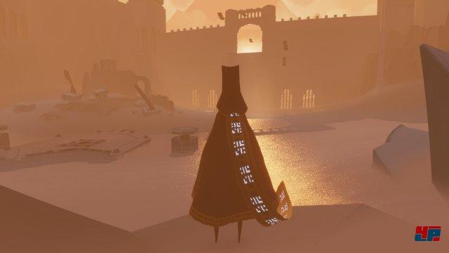Screenshot - Journey (PlayStation4) 92510144