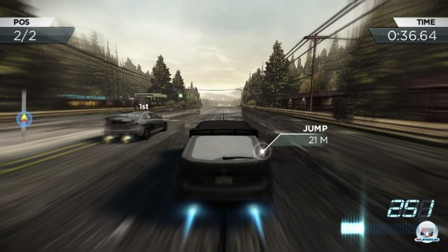 Screenshot - Need for Speed: Most Wanted (iPhone) 92418207