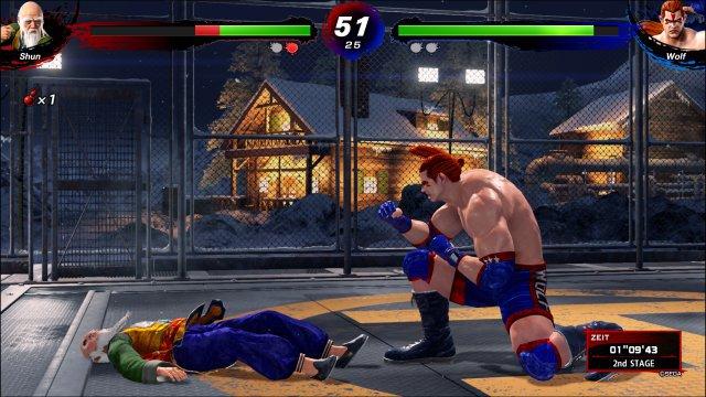 Screenshot - Virtua Fighter 5 Ultimate Showdown (PS4) 92643183